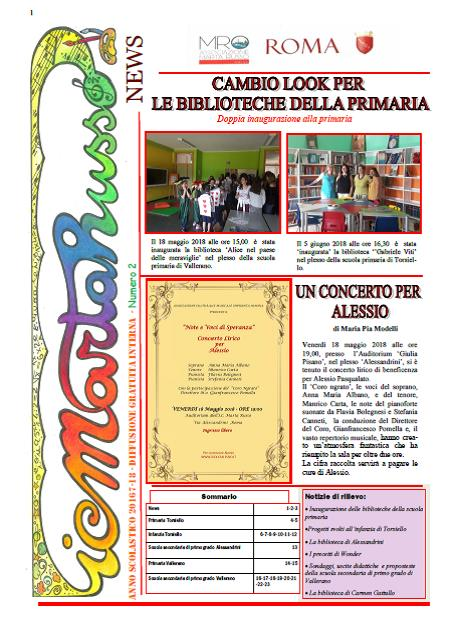 Giornale 2018